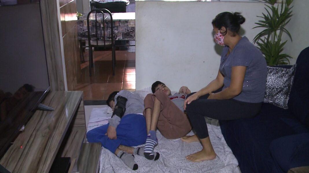 Família arrecada R mil e meia tonelada de alimentos, após apelo no Balanço Geral Londrina