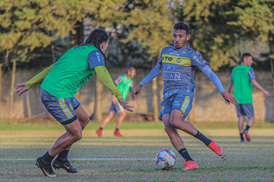 FC Cascavel enfrenta o Aimoré pela 4ª rodada do Brasileiro Série D