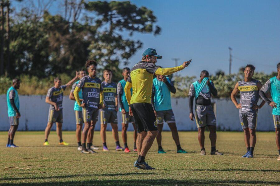 FC Cascavel estreia hoje no Brasileiro Série D, contra o Joinville