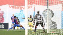 Cascavel empata com Marcílio Dias, jogando em Itajaí pela 2ª rodada do Brasileiro