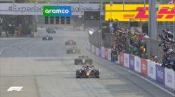 Sergio Pérez vence GP do Azerbaijão em corrida marcada por problemas de Verstappen e Hamilton
