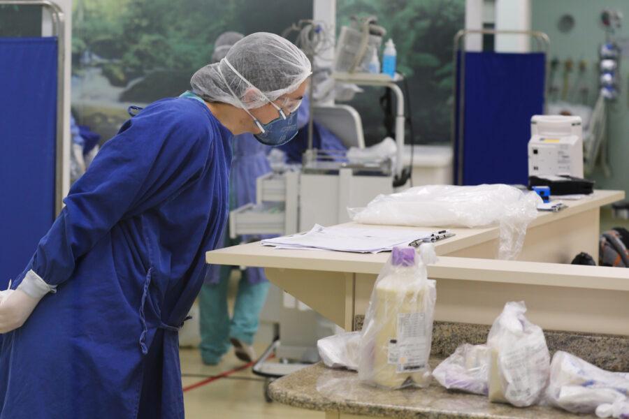 Foz do Iguaçu registra mais 87 casos de Covid-19 e se aproxima de mil mortes