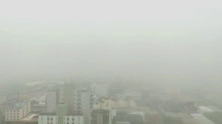 Previsão do tempo para Londrina marca -1ºC, chuva e geada para esta semana