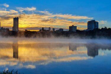 Recorde: Curitiba e mais 40 cidades do Paraná registram manhã mais fria do ano