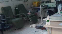 Bandidos furtam materiais de tratamento para Covid-19 em Unidade de Saúde na CIC