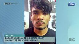 Caso Lázaro: caçada alucinante ao serial killer maníaco que já fez várias vítimas