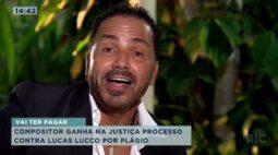 Compositor ganha na justiça processo contra Lucas Lucco por plágio