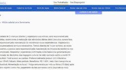Vaga de emprego que exige imunização contra Covid-19 com vacina da Pfizer repercute na internet