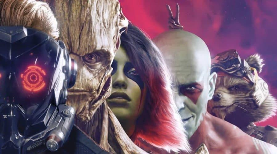 Guardiões da Galáxia é anunciado na E3 2021