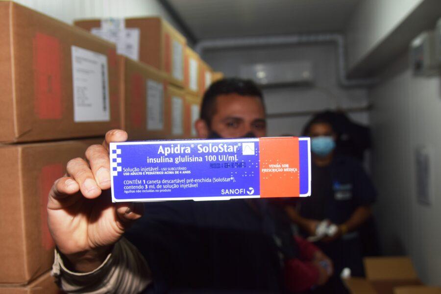 Em falta há uma semana, insulina chega esta semana às Farmácias Regionais