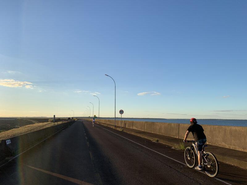 Turismo Itaipu abre novas vagas para o atrativo Itaipu by Bike