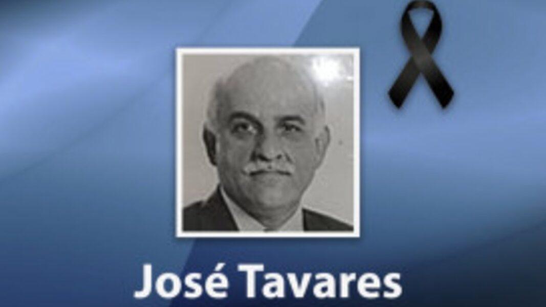 Morre o ex-deputado e ex-secretário de Estado José Tavares