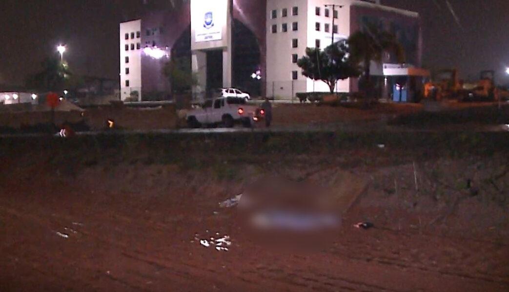Homem morre atropelado em trecho com obras da Linha Verde, no Bairro Alto