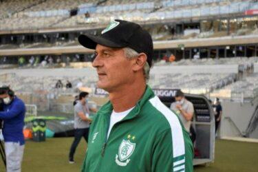 Lisca deixa o comando do América Mineiro após 16 meses