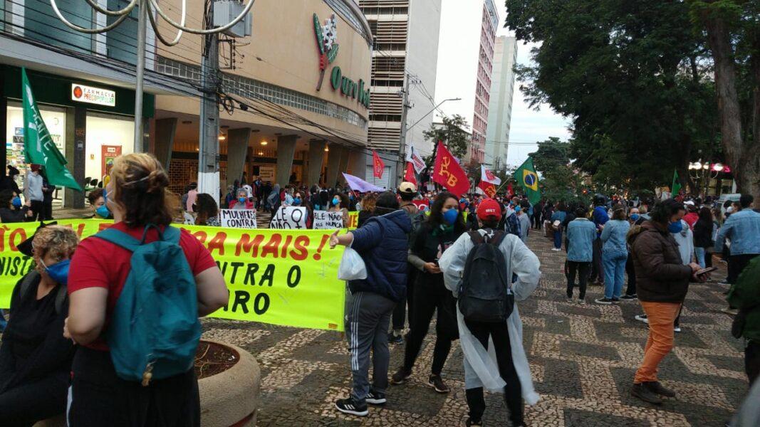 Ato contra governo federal movimenta Londrina neste sábado (19)