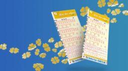 Aposta feita em Maringá leva R$ 665 mil na loteria Dia de Sorte, da Caixa