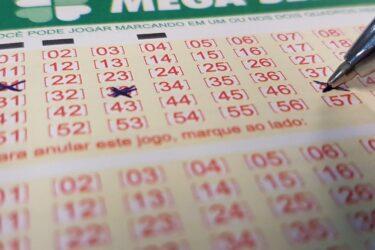 Resultado Mega Sena 2386: veja os números sorteados nesta quinta (01)