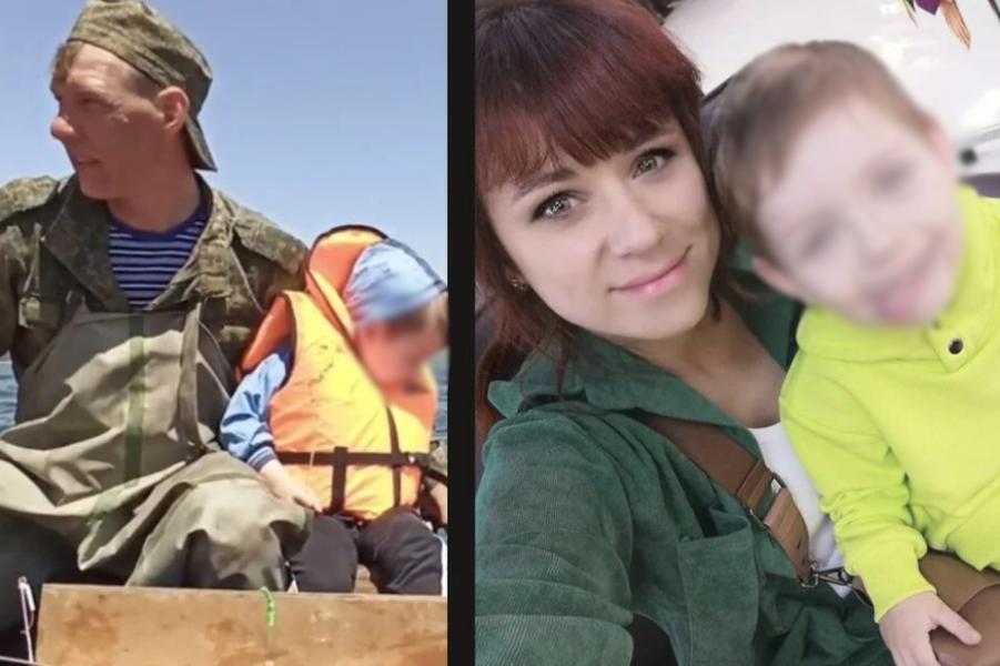 Menino de 3 anos sobrevive à deriva por um dia, depois dos pais se afogarem