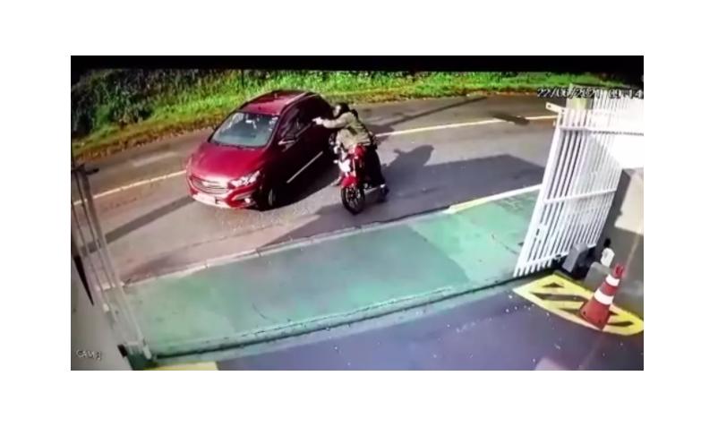 Polícia oferece recompensa por informações que levem a moto usada para executar Ana Paula Campestrini