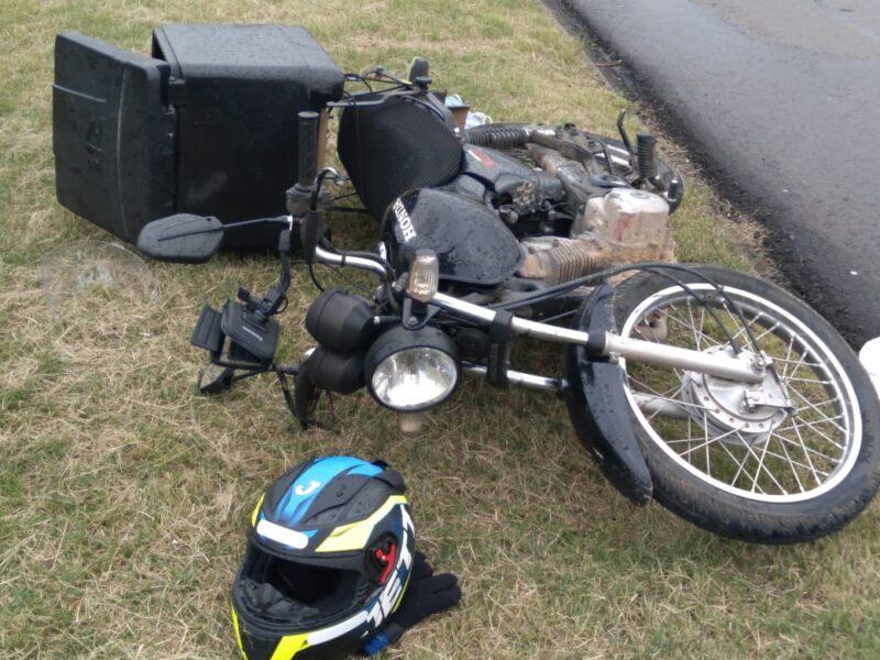 Motociclista morre após seguir GPS e acabar na contramão de marginal