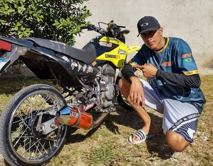 Jovem motociclista morre em acidente na Rodovia das Praias, em Paranaguá
