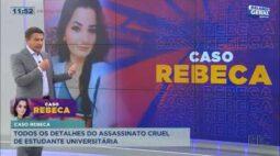 Saiba quem é Juninho, o principal suspeito por trás da marte da jovem estudante Rebeca