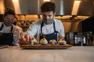 Chef Lênin Palhano lança Cozinha de Eventos