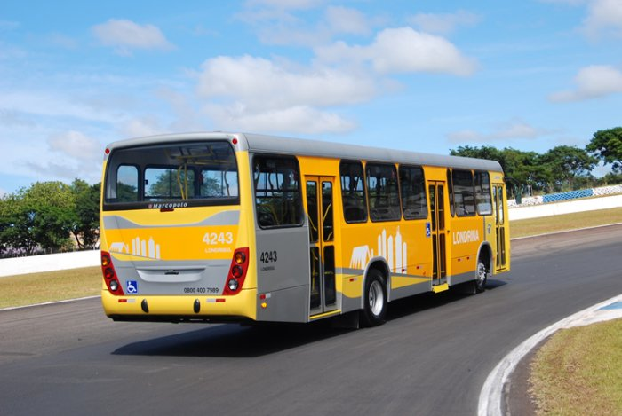 Projeto de lei prevê redução de 50% da lotação dos ônibus de Londrina