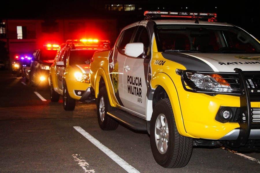 Operação da AIFU encontra casa noturna em funcionamento no Centro de Curitiba