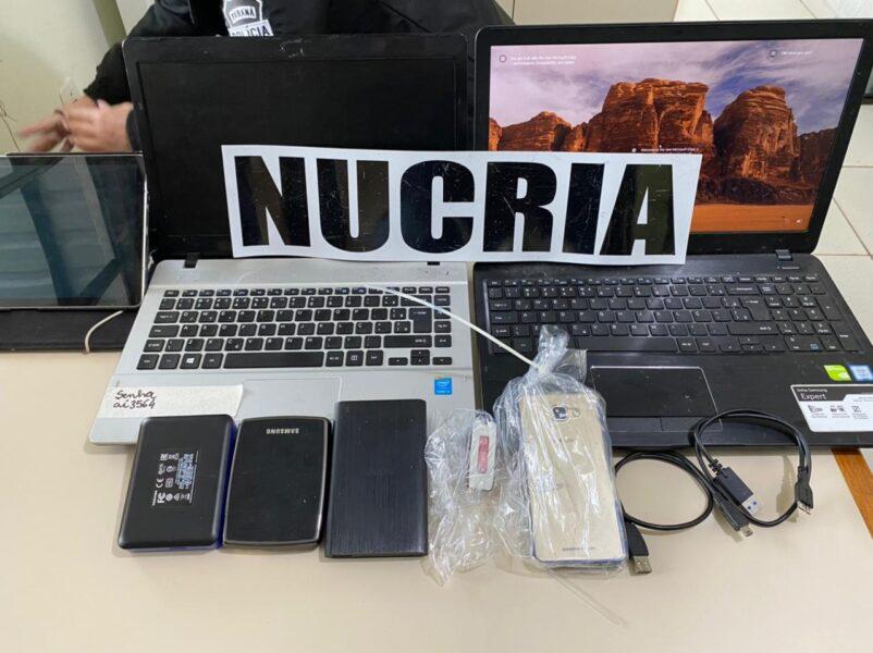 Médico de Matelândia é preso com material pornográfico envolvendo crianças