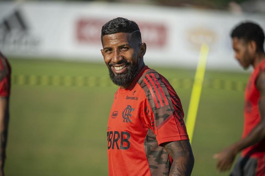 """Mauricio Souza destaca estreia de Rodinei no Flamengo: """"foi um pedido de Rogério Ceni"""""""