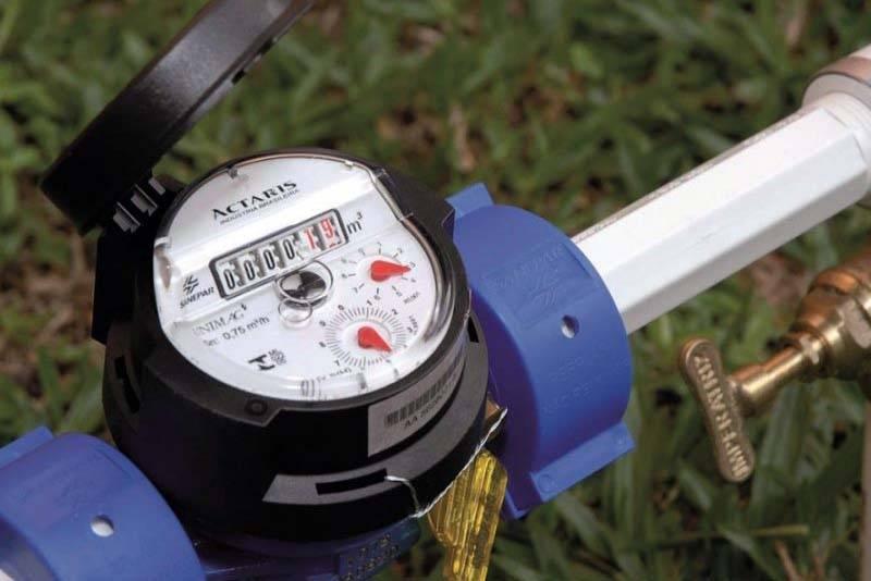 Com frio intenso, Sanepar alerta sobre a proteção dos hidrômetros; risco é de rompimento