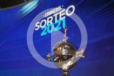 Sorteio da Libertadores e Sul-Americana: acompanhe a definição dos confrontos ao vivo