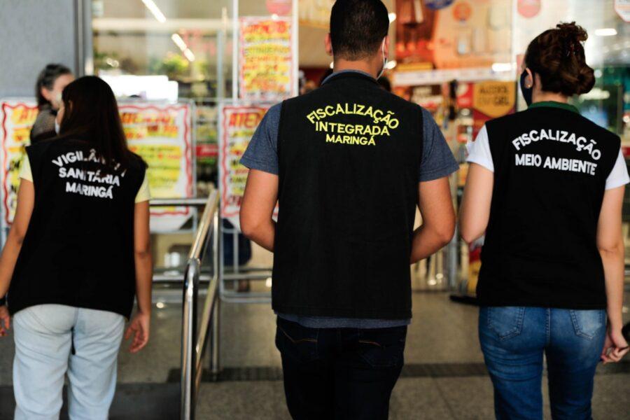 Juiz revoga decisão e proíbe novamente supermercados de abrir aos domingos, em Maringá