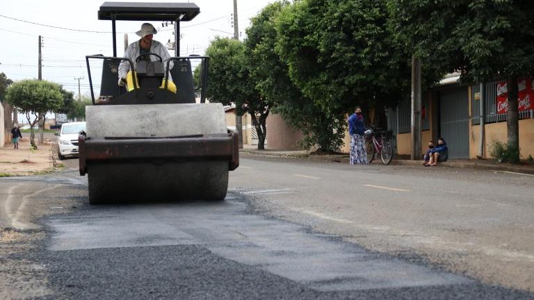 Buracos em Londrina são tapados; veja em quais endereços
