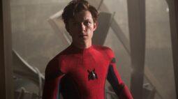 Homem-Aranha 3 é intitulado em português: Sem Volta Para Casa