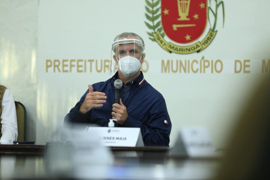 Prefeitura de Maringá pede que hospitais particulares atendam pacientes privados