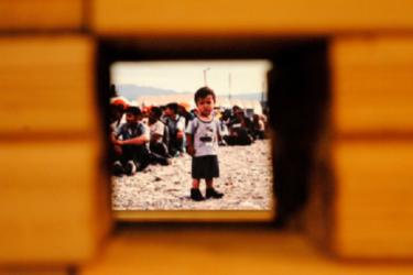 Aberta em Maringá, exposição 'Refúgio' expõe a dificuldade dos refugiados pelo mundo