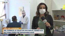 IML começa a coletar material genético de familiares de desaparecidos