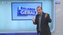 Balanço Geral Maringá Ao Vivo | 15/06/2021
