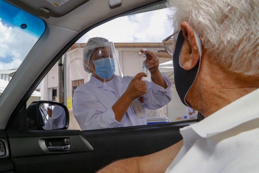 Paraná aplica mais de 4,5 milhões de doses da vacina anticovid