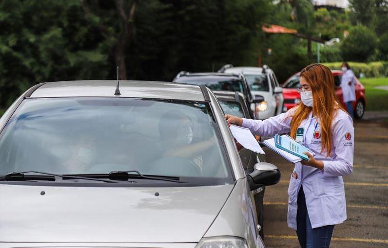Paraná registra crescimento no número de vacinados; Curitiba, Maringá e Londrina lideram ranking