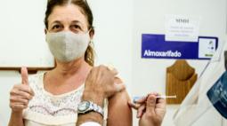 Confira como será a vacinação de Covid-19 em Maringá na segunda-feira (21)