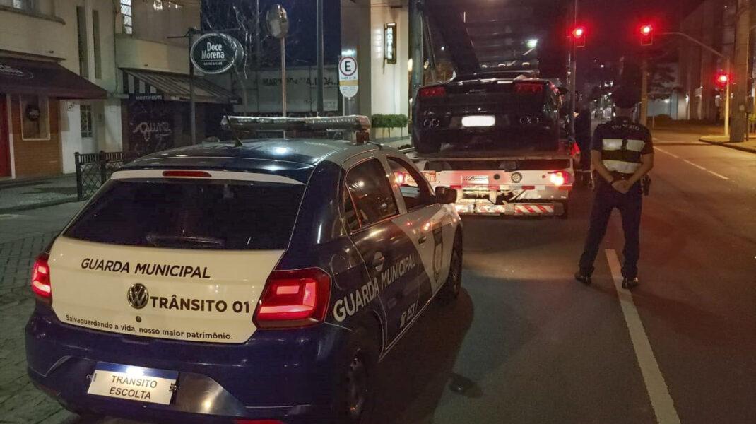 40% dos veículos fiscalizados apresentam irregularidades, aponta Guarda Municipal