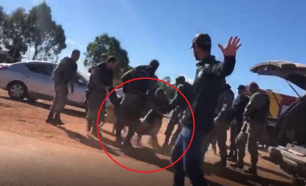 Vídeo Lázaro Barbosa: assista ao momento da captura
