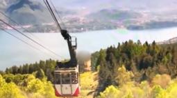 Vídeo mostra momento em que teleférico cai na Itália; 14 pessoas morreram