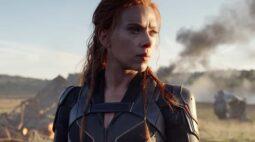 Scarlett Johansson reflete sobre hipersexualização da heroína Viúva Negra