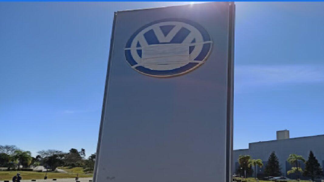 Volkswagen suspende produção em São José dos Pinhais