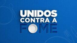 Campanha Unidos Contra a Fome: emissoras recebem grandes doações