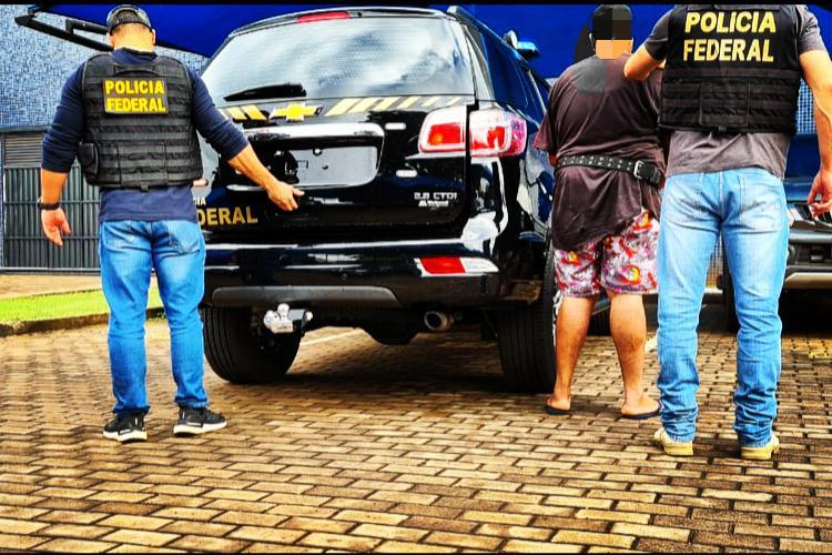 Operação Carcerum: sete ordens de prisão são cumpridos nesta semana, em Guaíra